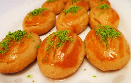 Şekerpare Tarifi - Pratik Yemek Tarifleri - Kolay ve Nefis Yemek Tarifleri