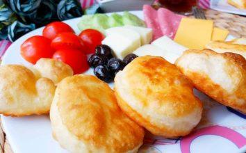 Kahvaltılık Pişi Tarifi