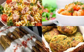 5 Pratik Yaz Yemeği Tarifi