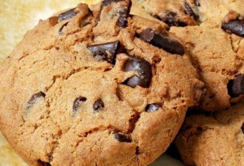 Hanımelleri bisküvi