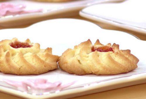 Tatlı Pastane Kurabiyesi Tarifi