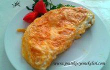 Baharatlı Omlet