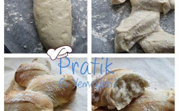 Başak Ekmek Tarifi