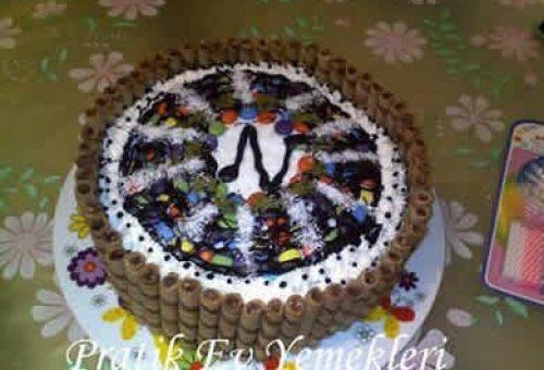 Bonibonlu Yaş Pasta