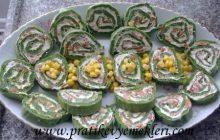 Cevizli Rulo Salata