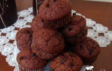 Çikolatalı ve Kahveli Muffinler
