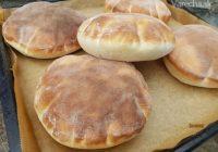 Gobit ekmeği -pita ekmeği