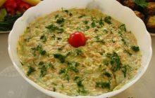 Havuç ve Kabak Salatası