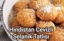 Hindistan Cevizli Selanik Tatlısı