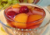 Karışık Meyve  Kompostosu Tarifi