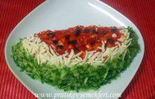 Karpuz Dilimi Patates Salatası