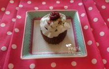 Kremalı Dolgulu Mini Kek