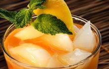 Limonlu Buzlu Çay Tarifi