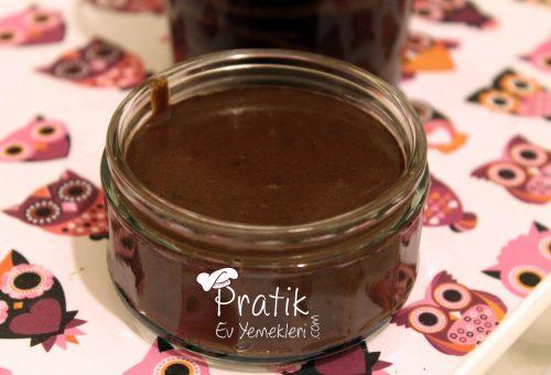 Şekersiz Çikolata Kreması