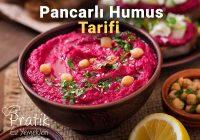 Pancarlı Humus Tarifi