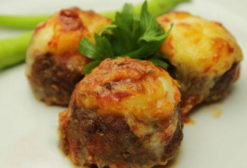 Patates Püreli Hasanpaşa Köftesi Yemeği Tarifi