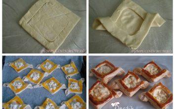 Peynirli Milföyler