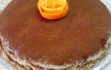 Portakallı Tiramisu