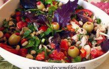 Renkli Yaz Salatası