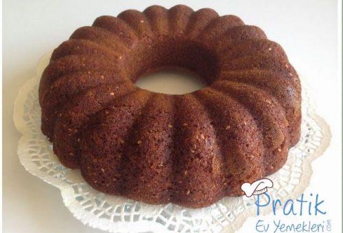 Şekersiz Pekmezli Kek