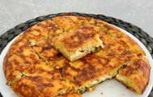 Tavada Bayat Ekmek Böreği