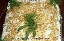 Tavuklu Aysberg Salatası