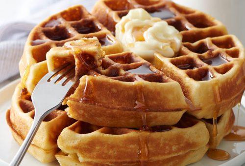 Evde Waffle Nasıl Yapılır? Tarifi