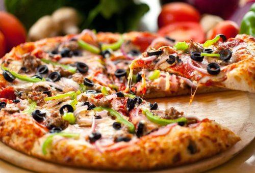 Yaz Pizzası Tarifi