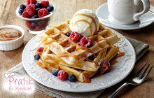 Yumuşak Waffle Tarifi